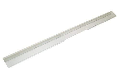 Carrera Homark Smeg - Pannello frontale per lavastoviglie, colore nero, codice originale 764851081