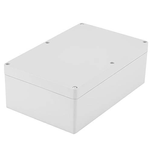 Caja de conexiones, caja de conexiones y caja de conexiones de plástico impermeable de 230 × 150 × 85 mm, para tipos de caja de control, gabinete, carcasa de producto electrónico, carcasa de proyecto