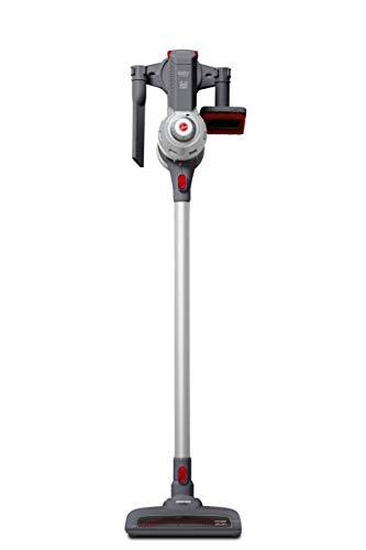 Hoover Freedom FD22G - Aspiradora escoba sin cable,ciclónico,especial hogar,batería ion litio 22V,hasta 25mins, 0,7L, cepillo motorizado, accesorios para tapicería y zonas estrechas