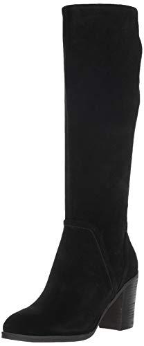 Splendid Women's Chester Knee High Boot, Black, 6 M US
