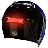 Rider Gadgets Wireless Helmet Brake Light with 18 LEDs Receiver