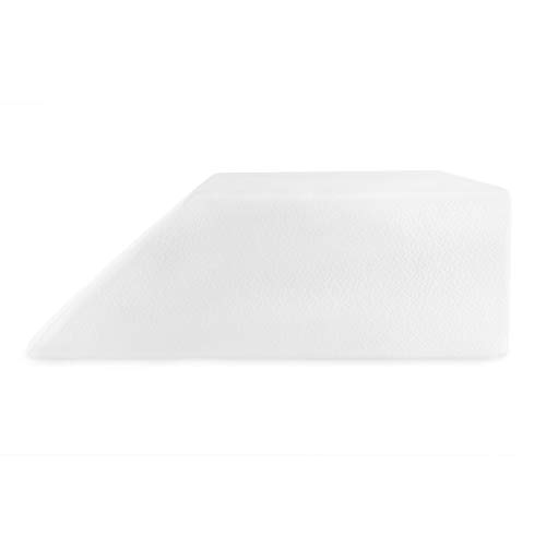 Restorology Elevating Memory Foam Leg Rest Pillow Best Wedge Pillow