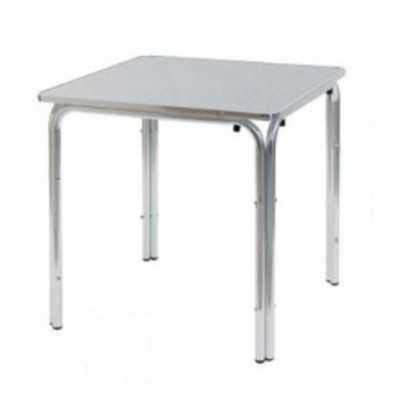 Europe Best Price Furniture Q80 4 G – Mesa de Aluminio Api