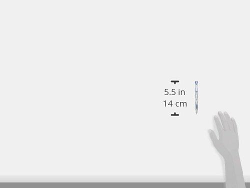 パイロットIro-Ai細字透明ブルーボディ万年筆(FPRN-350R-TLF)