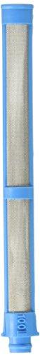 Graco 287033 Latex Pistolenfilter für Airless Lackierpistolen mit 100 Maschen, blau