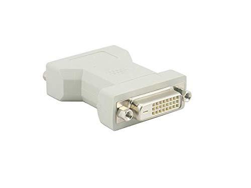 SYSTEM-S - Adaptador de DVI-D Hembra a VGA Macho