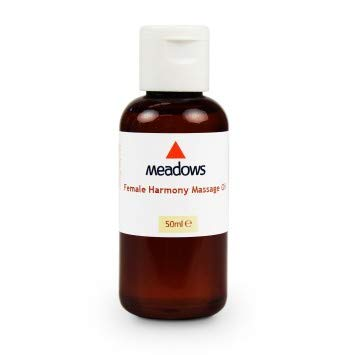 For Sale! Meadows Female Harmony Massage Oil (50ml)