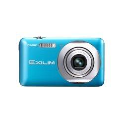 Casio EXILIM EX-Z800 Kompaktkamera 14,4 MP 1/2.3 Zoll CCD 4320 x 3240 Pixel Blau - Digitalkameras (14,4 MP, 4320 x 3240 Pixel, CCD, 4X, HD, Blau)