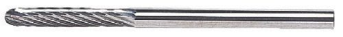 PORTER-CABLE 43227 1/8-Inch Burr, Wall Tile and Cement Board Bit, SC, 1/8-Inch Shank