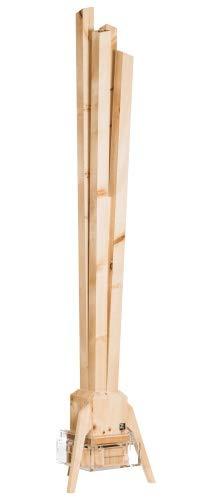 ZirbenLüfter ® CLASSIC für 60 m2, natürlicher Luftbefeuchter und Luftreiniger