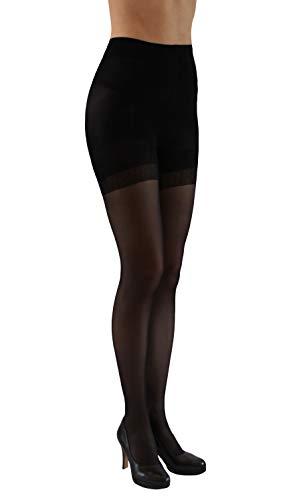 Annes 40 Denier Shaping and Slimming Panty - Verkrijgbaar in zwart, natuurlijk en bruin