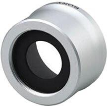Sony Adaptor Ring for W1 Digital Camera Cable para cámara fotográfica, Adaptador - Adaptador para Objetivo fotográfico (Plata, 40 g)