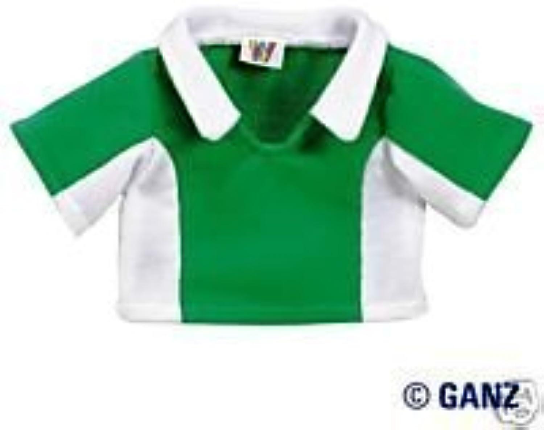 el precio más bajo Webkinz Clothes - verde verde verde and blanco Fleecy by Ganz  Nuevos productos de artículos novedosos.