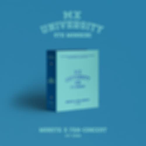 Starship Entertainment [KIHNO KIT] Monsta X – 2021 Fan-Concert [MX University] Video-Set + extra Fotokarten.