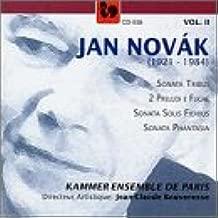 Jan Novák 1921-1984 Volume II
