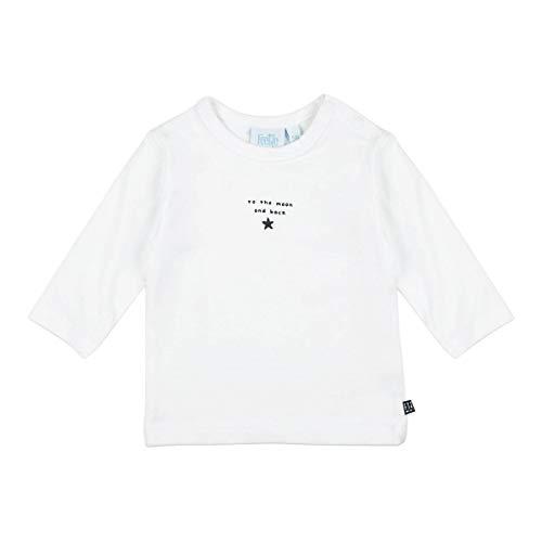 Feetje T-shirt à manches longues To the moon top bébé vêtements bébé, blanc