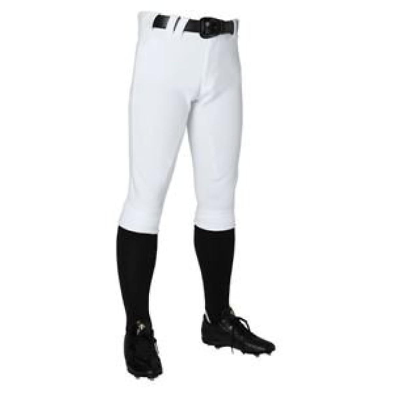悲鳴裁定恥ずかしいデサント(DESCENTE) Sホワイト DB1114P (野球) ショートフィットパンツ ユニフィットパンツプラス