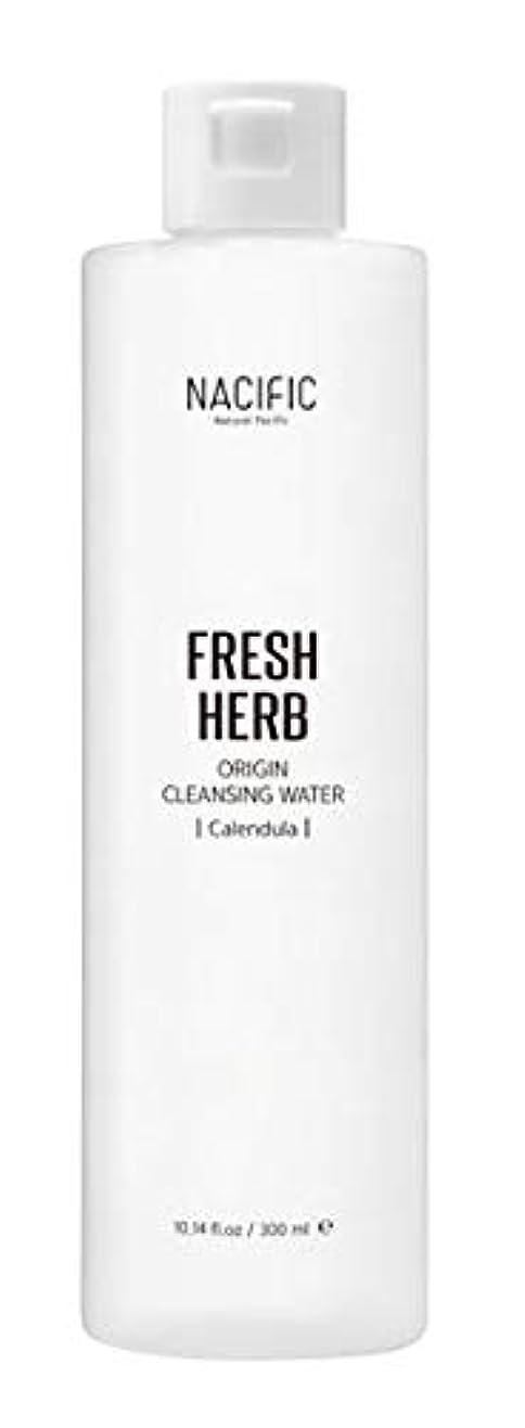 フリッパー農夫すり減る[ Nacific ] Fresh Herb Origin Cleansing Water 300ml / [ ナシフィック ] フレッシュ ハーブ オリジン クレンジングウォーター 300ml [並行輸入品]