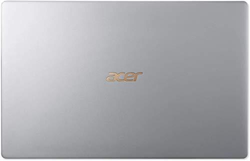 "Acer Swift 5 SF515-51T-73TY Ultra-Thin Laptop 15.6"" FHD IPS Touch Display, 8th Gen Intel Core i7-8565U, 16GB RAM, 512GB SSD, Back-lit Keyboard, Windows 10 Home, Free Ontrend Accessories"