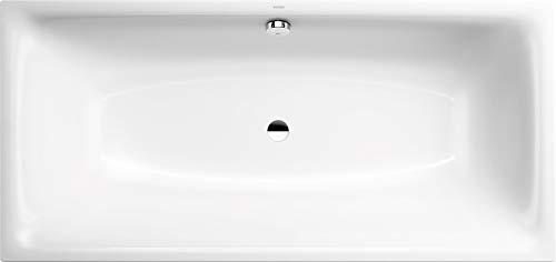 Kaldewei Badewanne SILENIO Modell 674, 170 x 75 x 40 cm, Alpinweiß mit Perl-Effekt