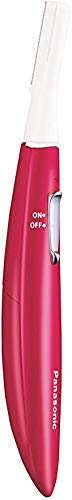 Panasonic ES-WF61 Women Facial Hair Shaver Trimmer with Eyebrow Shaper