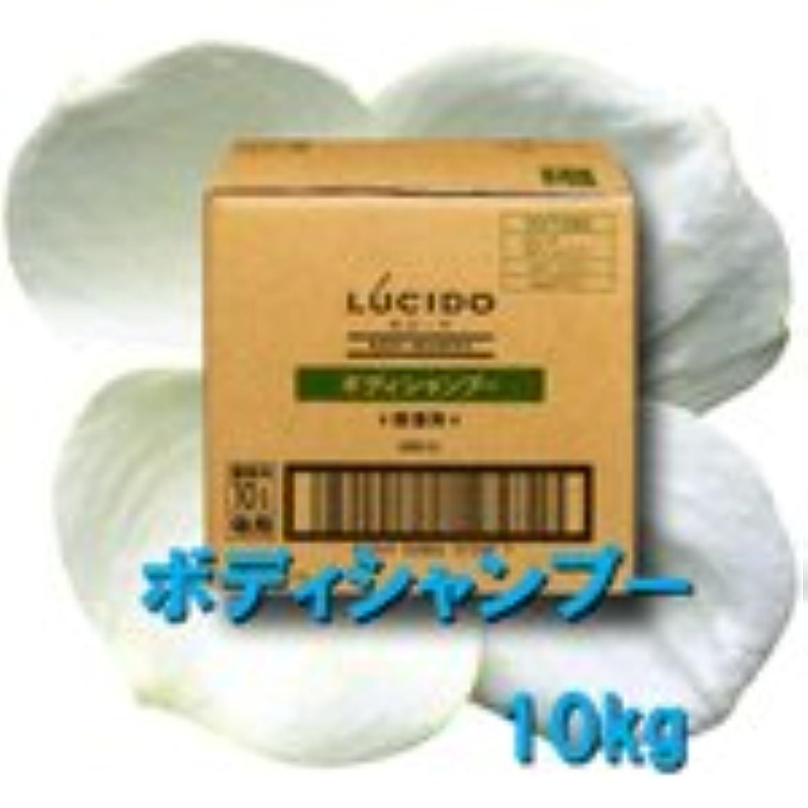 うん満員北マンダム ルシード ボディシャンプー 10L 【中央有機化学】