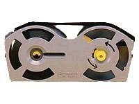 Lexmark Black Typewriter Ribbon cinta para impresora - Cinta