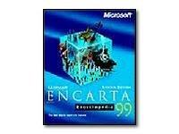 MICROSOFT Encarta Enzyklopädie 1999, Retail D CD