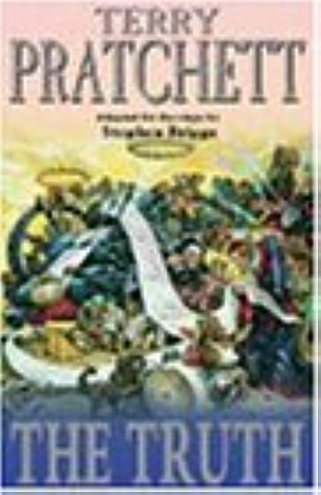 楽観スリップシューズ悩みTerry Pratchett's the Truth (Discworld)