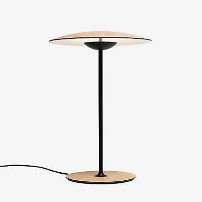 Marset Ginger 32 - Lámpara de mesa LED, color roble