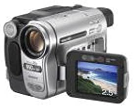 Sony CCD-TRV138 Hi8 Handycam Camcorder w/ 20x Optical Zoom (Discontinued by Manufacturer)