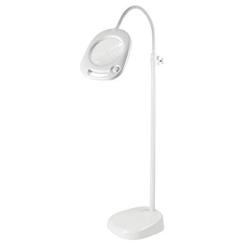 Purelite 3-in-1 Magnifying Lamp, Plastic - Wh