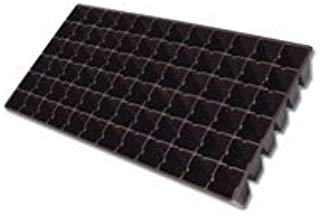 National Garden Wholesale Super Sprouter 72 Cell Germination Insert Tray, Square Holes