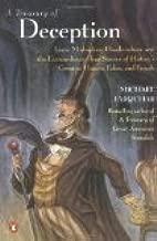 A Treasury of Deception by Farquhar, Michael [Paperback]