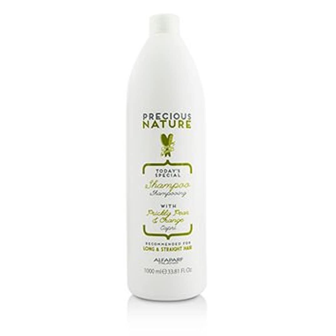 毒液過去操作可能[AlfaParf] Precious Nature Todays Special Shampoo (For Long & Straight Hair) 1000ml/33.81oz