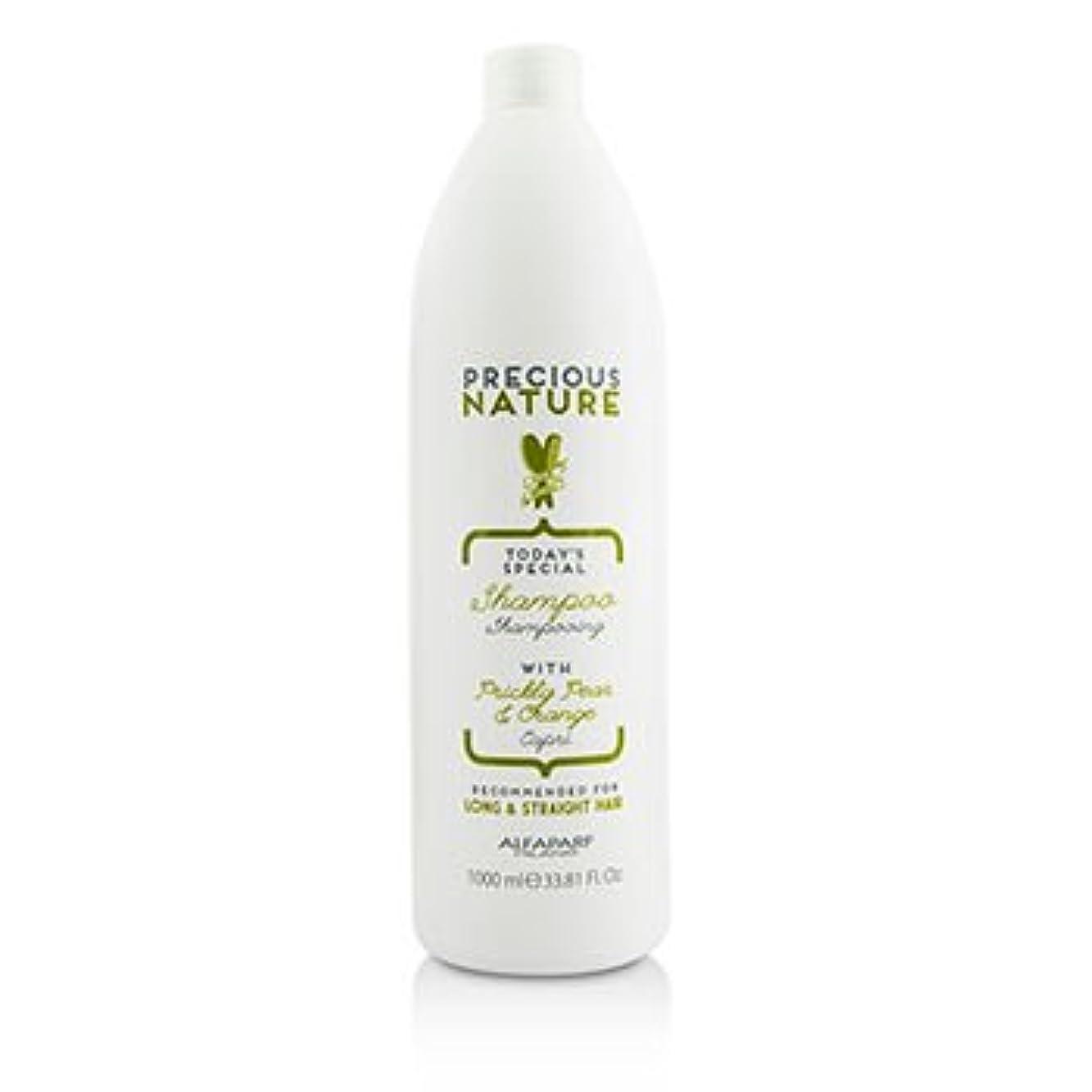 過度に永遠の放課後[AlfaParf] Precious Nature Todays Special Shampoo (For Long & Straight Hair) 1000ml/33.81oz