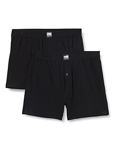 PUMA Loose Jersey Boxer, Noir, XL Homme