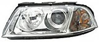 Go-Parts - OE Replacement for 2001 - 2005 Volkswagen Passat Front Headlight Assembly Housing / Lens / Cover - Left (Driver) 3B0 941 015 AQ VW2502118 Replacement For Volkswagen Passat