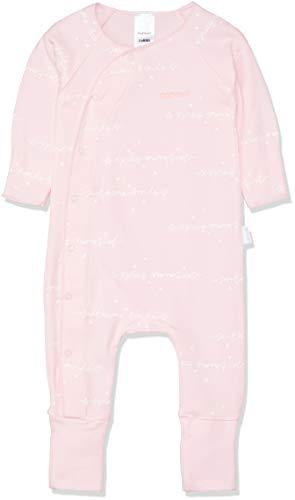 Bonds Baby Girls' Newbies Cozysuit, Je T'aime Bonds Blossom Pink, 00 (3-6 Months)