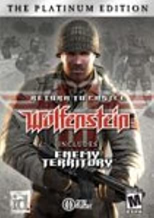 Amazon com: Return to Castle Wolfenstein - Platinum Edition