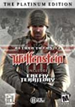 Return to Castle Wolfenstein - Platinum Edition (includes Enemy Territory Expansion) - PC