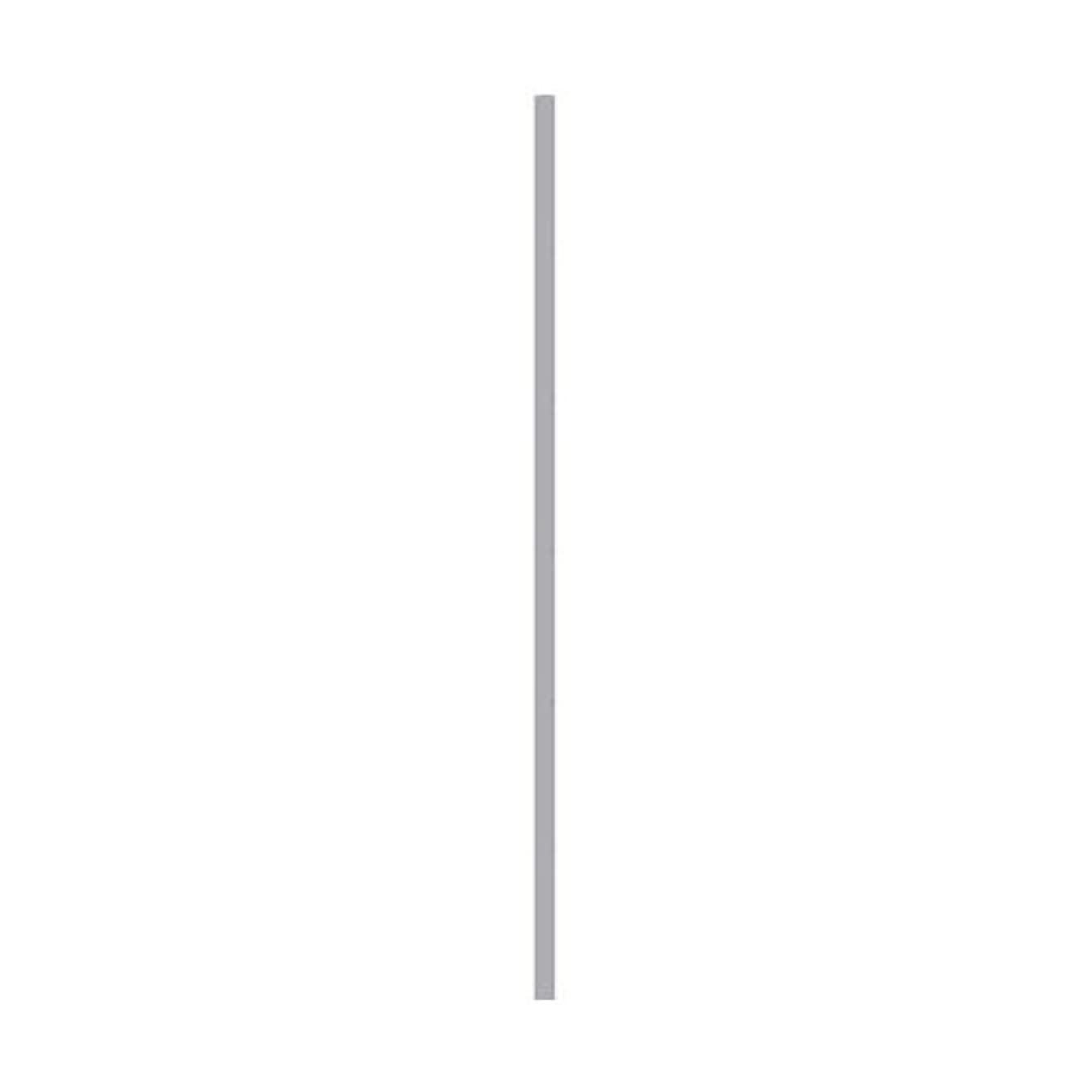 Kichler 2999NI Accessory Stem 0.5 x 12-Inch, Brushed Nickel