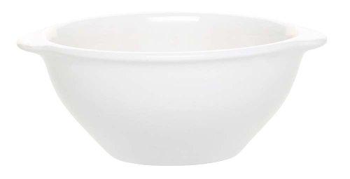 Emile Henry Blanc Ceramic Gratinee Serving Bowl