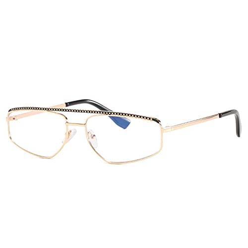 AMFG Gafas de sol de marco pequeño punk gafas de sol retro hombres y mujeres fotografiar ancla al aire libre viaje (Color : G)