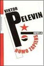 Homo Zapiens/ Generation P (Spanish Edition)