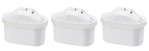 AmazonBasics - Cartucce filtranti per Acqua, Confezione da 3