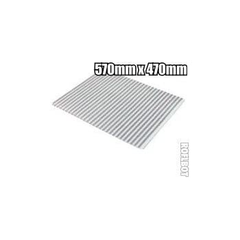 Quality Cooker Hood Foam Grease Filter 57cm x 47cm and Charcoal 57cm x 47cm