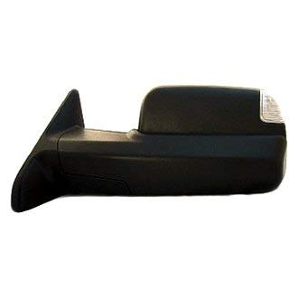 Pacific Best M83414 - Driver Side Power Towing Mirror (Heated, Foldaway)