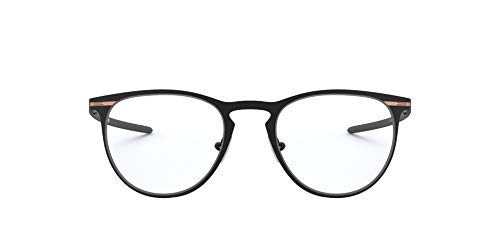 Oakley Herren OX5145 Lesebrille, Black, 50