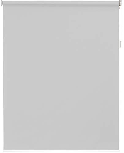 sunlines Akku-Rollo nach Maß, Polyester, weiß, Breite bis 120 cm x Höhe 180 cm